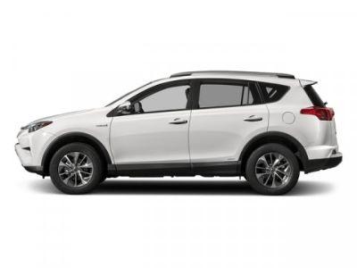 2018 Toyota RAV4 Hybrid XLE (Super White)