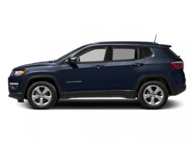 2018 Jeep Compass Latitude (Jazz Blue Pearlcoat)