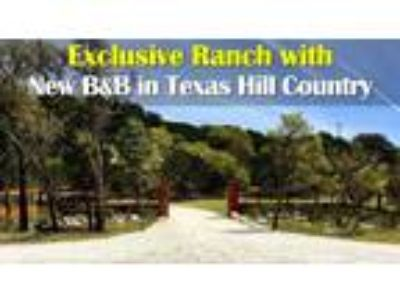 Inn for Sale: All NEW Beautiful Ranch, Home, and B&B