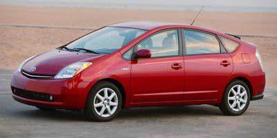 2007 Toyota Prius Base (Red)