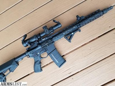 For Sale/Trade: Custom AR15 .223 / 5.56