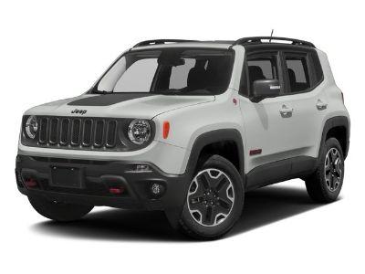 2017 Jeep Renegade Trailhawk (Alpine White)