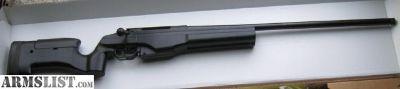 """For Sale: Sako TRG-42 Black/Black .338LM 27"""" BBL"""