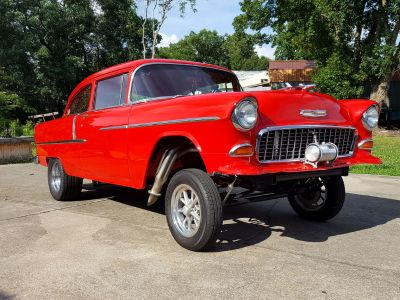 1965 Chevy Gasser big block 4-speed for will consider partia