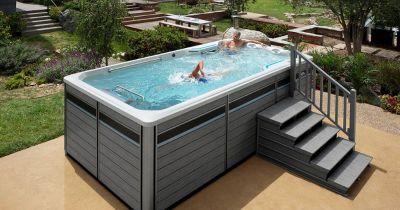 Swim Spa for Sale Near You in Charleston
