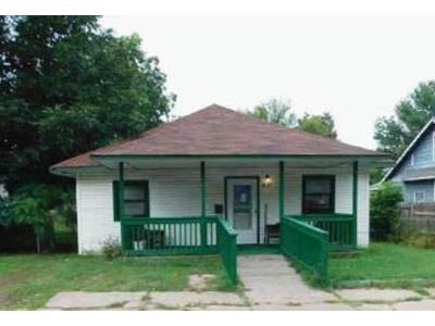 3 Bed 1 Bath Foreclosure Property in Fort Smith, AR 72901 - N 21st St