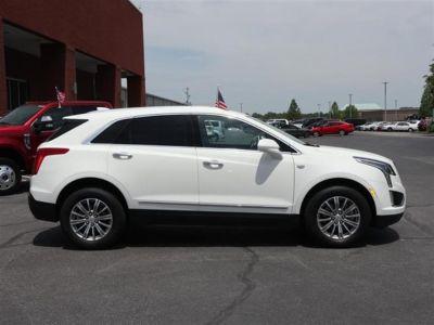 2017 Cadillac XT5 FWD 4dr Luxury (White)