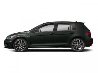 2018 Volkswagen Golf R R (Deep Black Pearl Metallic)