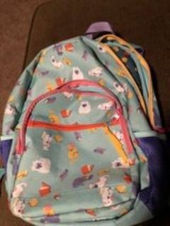 Children s Kitty Backpack