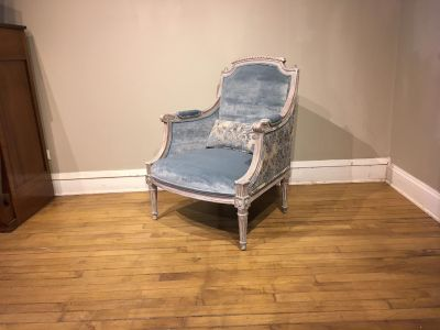 Antique French Louis XV Armchair