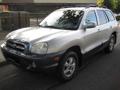 2005 Hyundai Santa Fe GLS (Gray)
