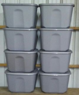 8 Storage Containers