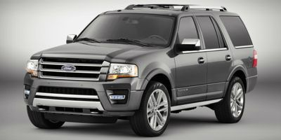 2016 Ford Expedition EL 4WD (White)