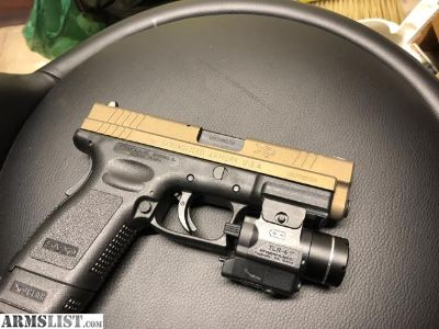 For Sale/Trade: Springfield xd compact .45