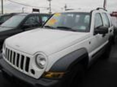 Used 2006 JEEP LIBERTY For Sale