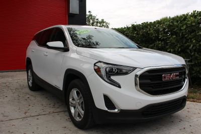 2018 GMC TERRAIN SLE LIKE NEW