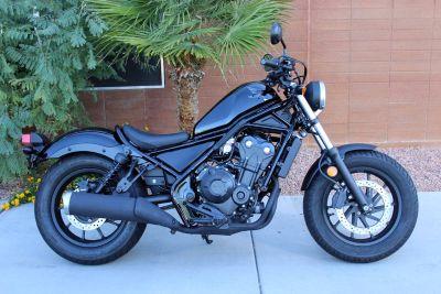 2017 Honda Rebel 500 Cruiser Motorcycles Kingman, AZ