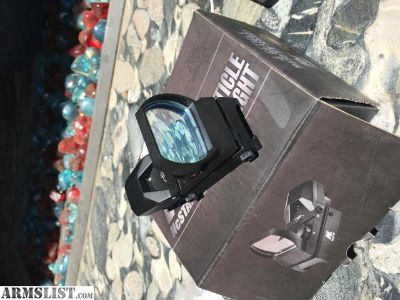 For Sale: 4 Posistion Refoex Reticle sight