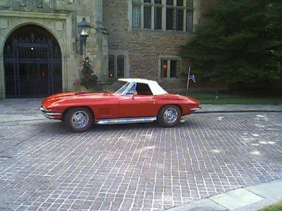 1967 Chevrolet Corvette Convertible for sale in Shelby Township, MI.