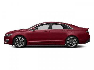 2018 Lincoln MKZ Reserve (Ruby Red Metallic Tinted Clearcoat)