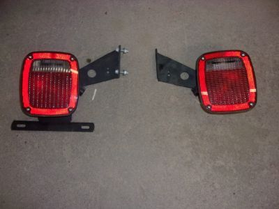 NEW Trailer Flat Bed/ Jeep/ Utility Tail Lights SETS!!!