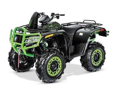 2016 Arctic Cat MudPro 700 Limited Sport-Utility ATVs Ebensburg, PA