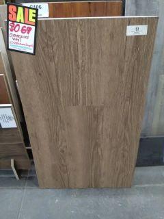 49 Cent Vinyl Plank Flooring