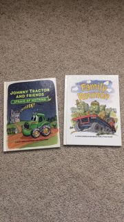 Family Reunion & Johnny Tractor Afraid of Nothing