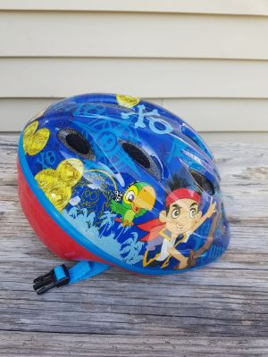 Jake and the Neverland Pirates Bike Helmet