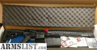 For Sale: Diamondback ar10 elb less than 100rd through it!