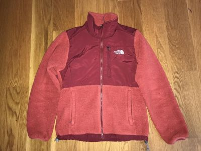 The North Face Red Coat