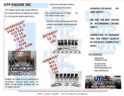 Diesel Engine Truck Parts