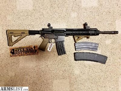 For Sale: Chestatee Firearms AR-15 (Used)
