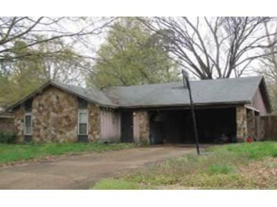3 Bed 2 Bath Foreclosure Property in West Memphis, AR 72301 - Bridgeport St