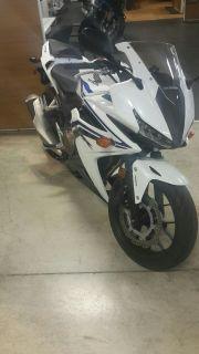 2016 Honda CBR500R ABS Sport Motorcycles Hilliard, OH