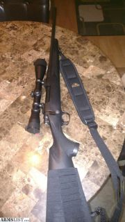 For Trade: Remington model 700 .270 package