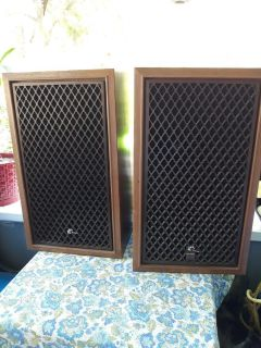 Sansui speakers vintage 24x14x12