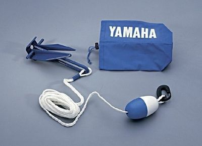Find Yamaha Waverunner Portable Compact Anchor motorcycle in Millsboro, Delaware, United States, for US $55.95