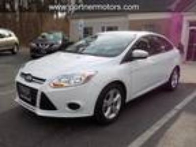 Used 2014 FORD FOCUS For Sale