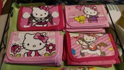 Hello Kitty Wallets Dif Designs