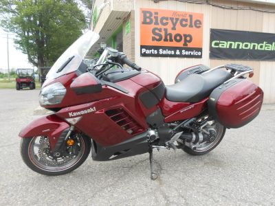 2009 Kawasaki Concours 14 ABS Sport Touring Motorcycles Howell, MI