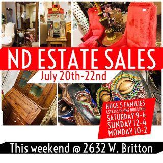 5 family Estate Sale