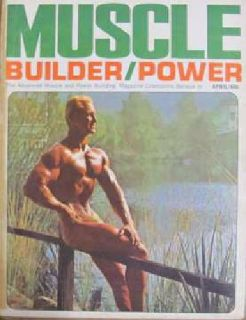 Muscle Builder/Power Magazine