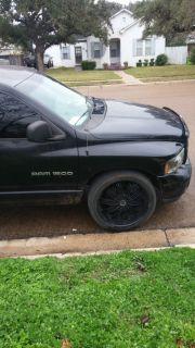 24 inch rims all black