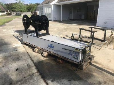 "2018 NTM Mach II 5""/ 6"" Combo Gutter Machine RTR# 9023963-01"