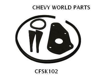 Find 68 - 74 NOVA CHEVY II COWL FIREWALL SEAL KIT 69 70 71 motorcycle in Bryant, Alabama, US, for US $23.95