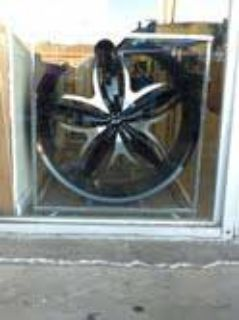 26 rims and tires  (san angelo)