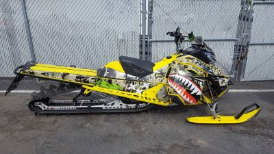 "2015 Ski-Doo Summit X 174 800R E-TEC , PowderMax 3.0"" Mountain Snowmobiles Meridian, ID"