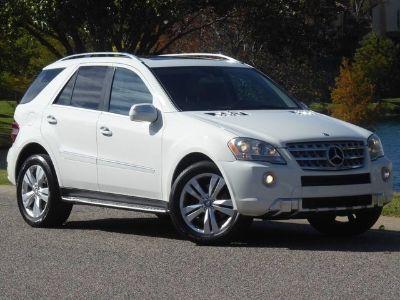 2009 Mercedes-Benz ML550 4MATIC NAVIGATION, BACK UP CAMERA, HEATED SEATS, BLUETOOT