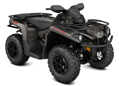 2018 Can-Am Outlander XT 570 Utility ATVs Eugene, OR